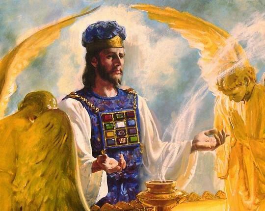 11 Jesus Like Melchizedek