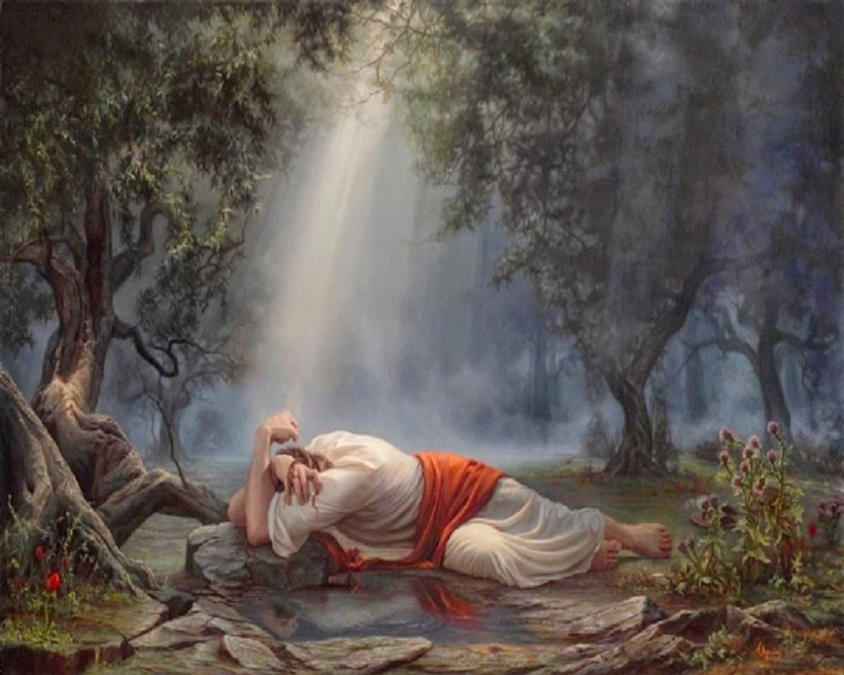 """Question: """"Why did Jesus sweat blood in the Garden of Gethsemane?"""" –  Yesterday's Prophecy, Today's News"""