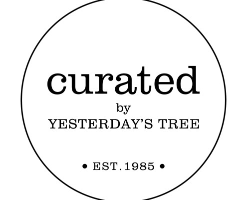 Curated by Yesterday's Tree