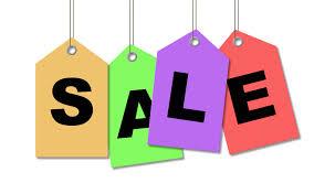 Sale/Closeout
