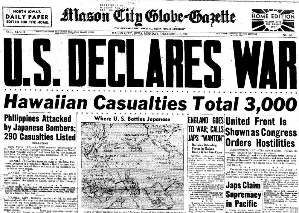 Pearl Harbor: A Day of Infamy (4/5)