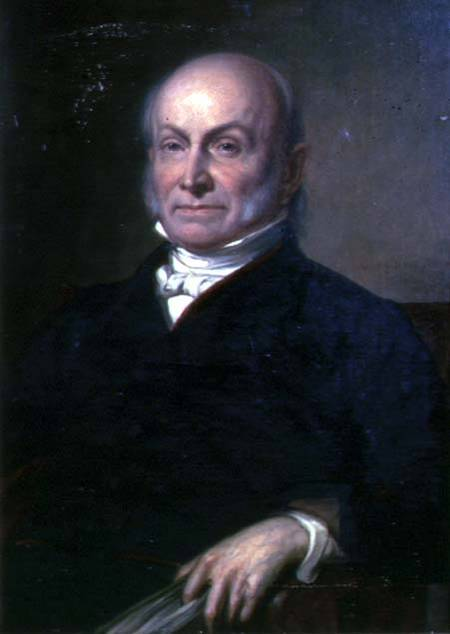 John Quincy Adams - Patriot, Poet, Statesman, and Sage (1/6)