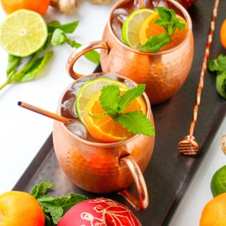 Clementine Moscow Mules