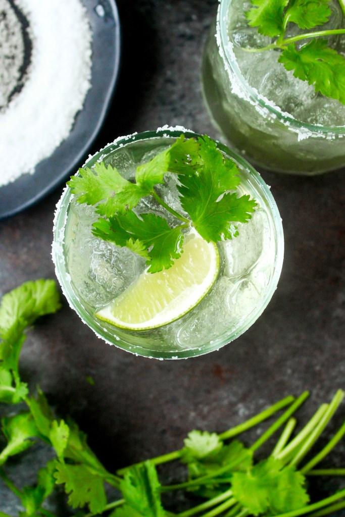 Cilantro Margaritas