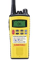 photo of GMDSS marine radio
