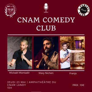 CNAM Comedy Club