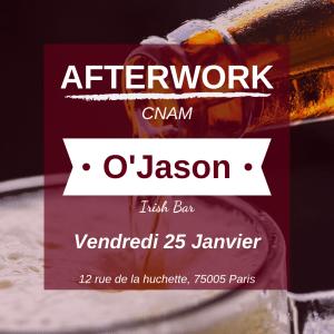 AFTERWORK – O'Jason
