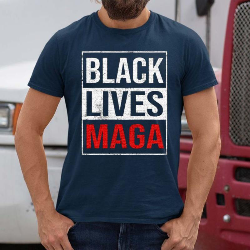 Black-Lives-Maga-Shirts