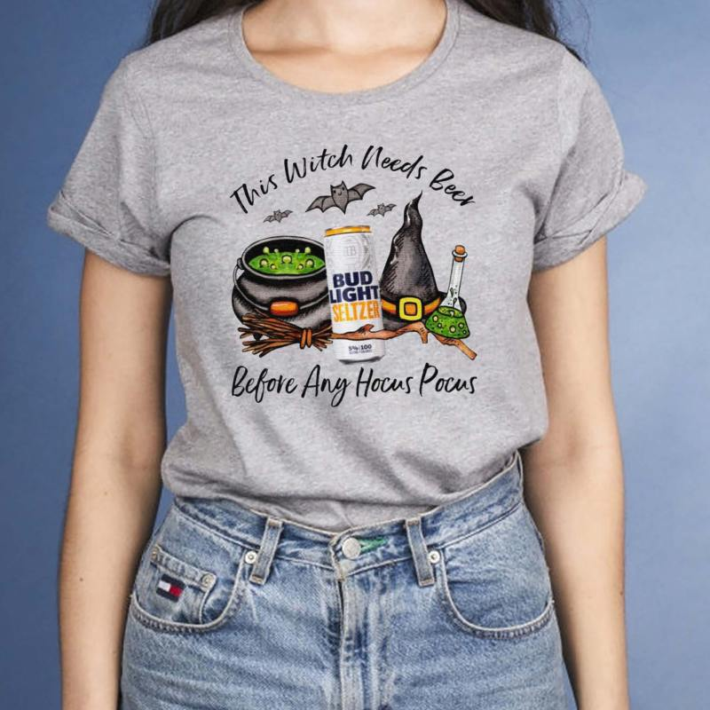 Bud-Light-Seltzer-Mango-Can-This-Witch-Needs-Beer-Before-Any-Hocus-Pocus-T-Shirts