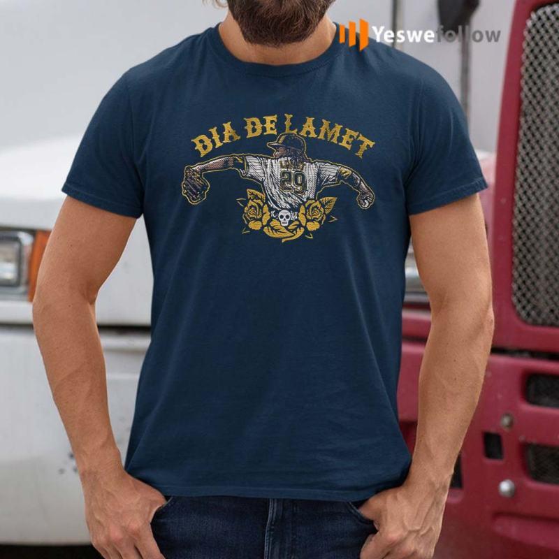 Dia-de-Lamet-T-Shirts