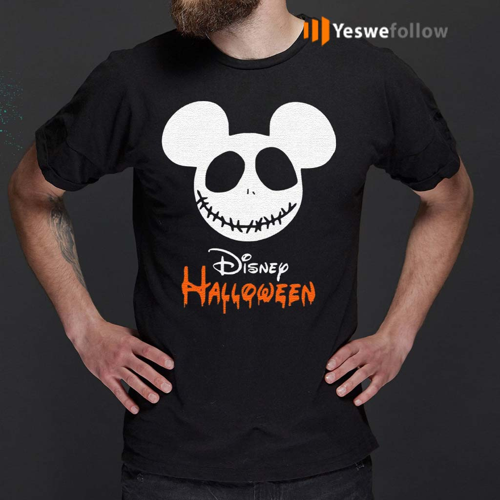 Disney-Logo-Mickey-Mouse-Halloween-T-Shirts