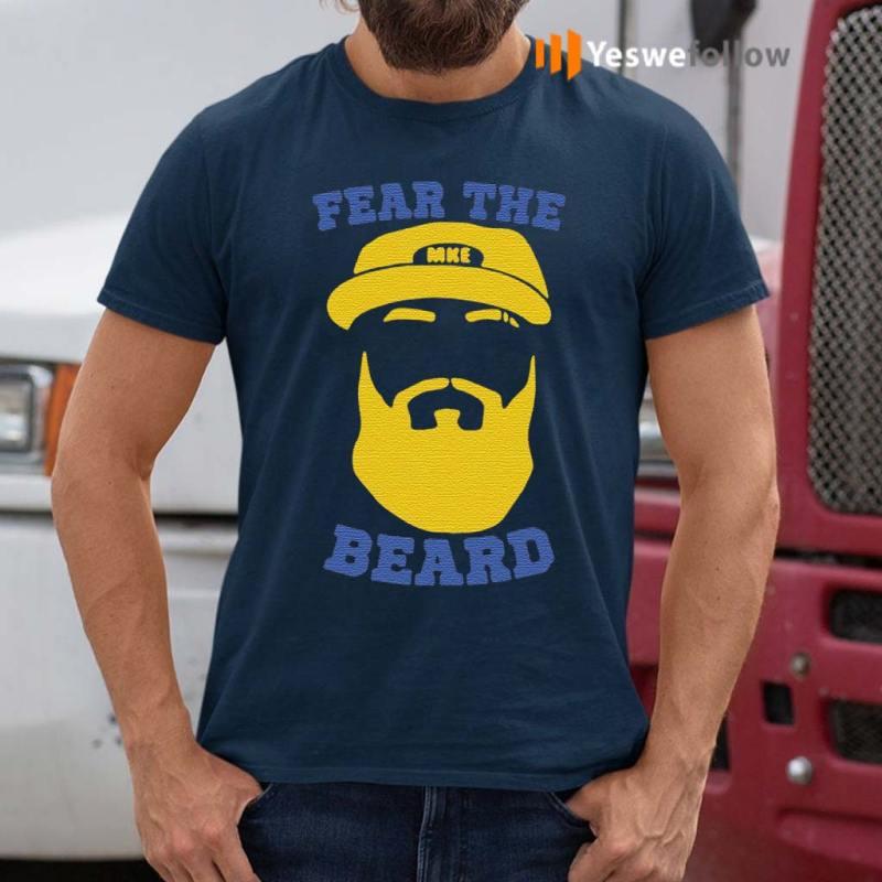 Eric-Thames-Fear-The-Beard-T-Shirts