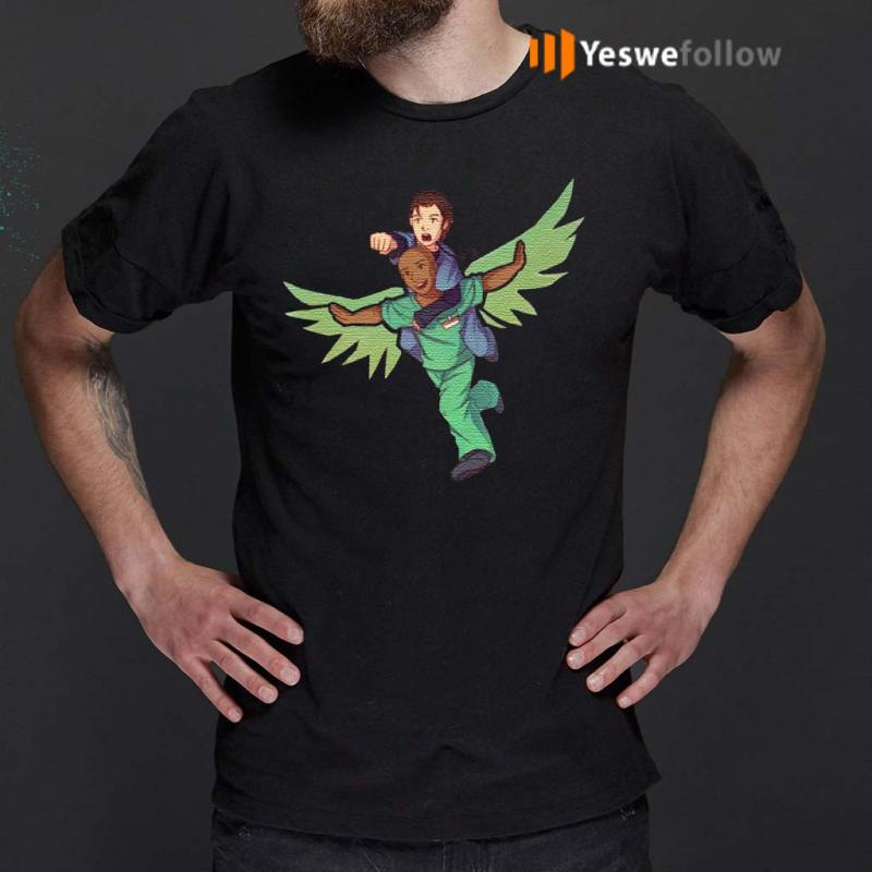 Fake-Doctors,-Real-Friends-EAAAGLE-T-Shirt