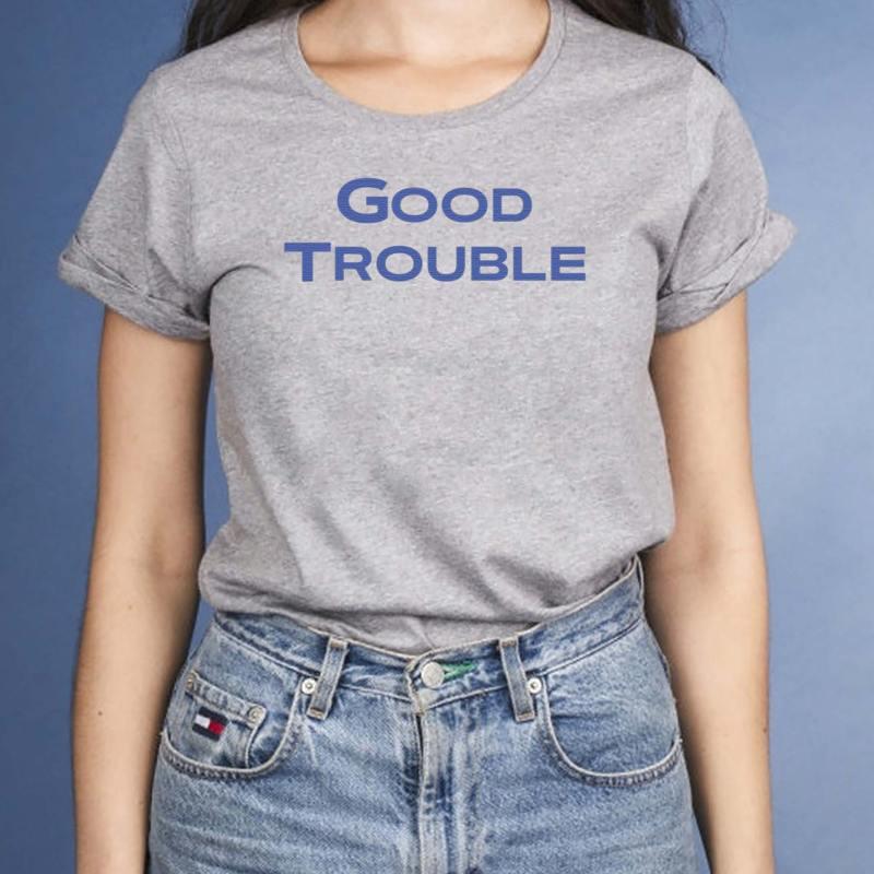 Good-Trouble-John-Lewis-T-Shirt
