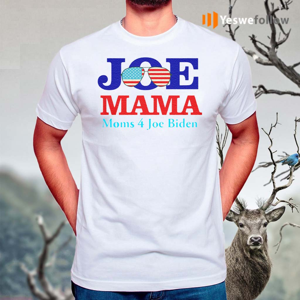 Joe-Mama-Moms-For-Joe-Biden-Shirt