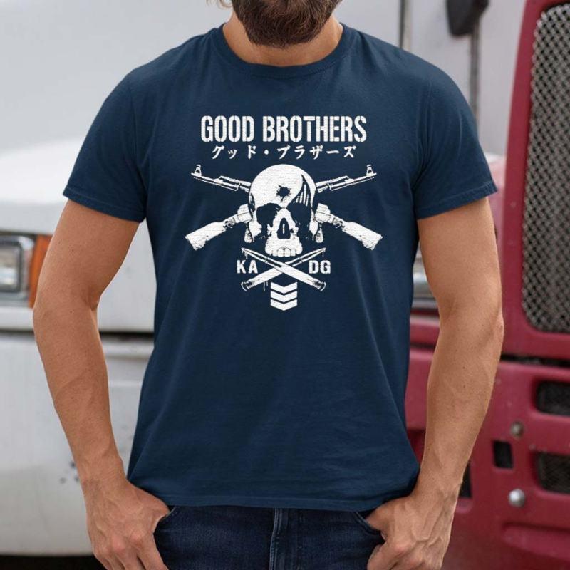 Karl-Anderson-&-Doc-Gallows-Good-Brothers-Tee-Shirt