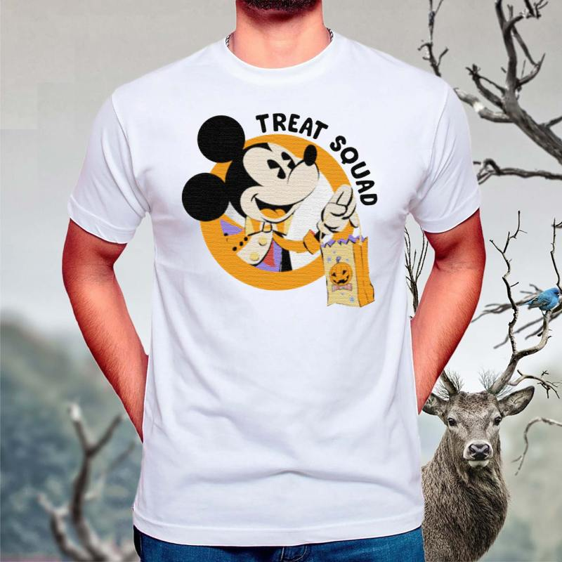 Mickey-Mouse-Treat-Squad-Halloween-Shirts