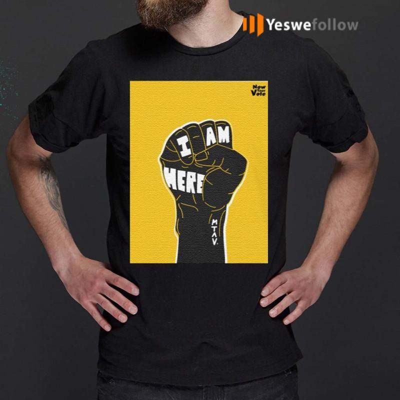 Strong-Hand-I-Am-Here-Shirt