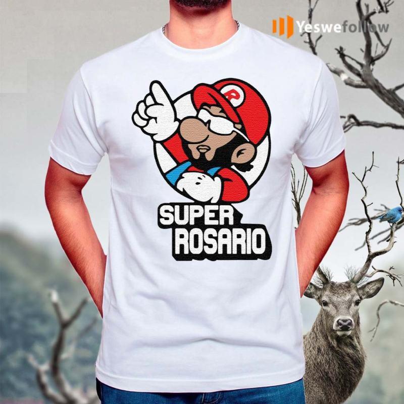 Super-Rosario-Super-Mario-shirts