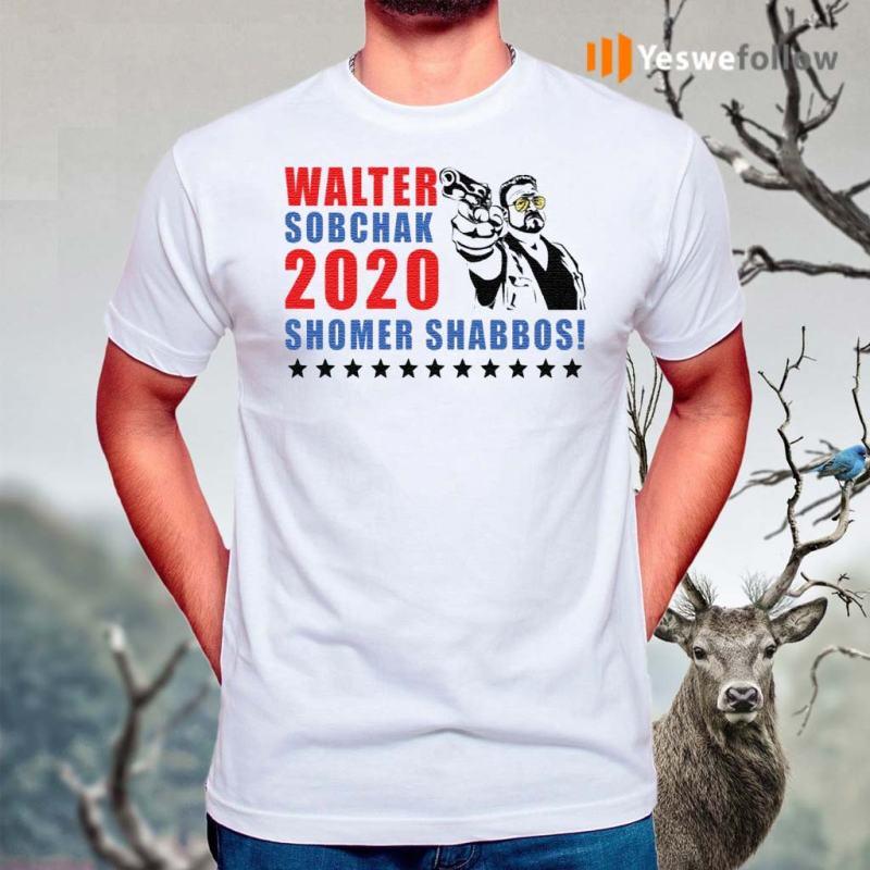 Walter-Sobchak-2020-Shomer-Shabbos-t-shirt