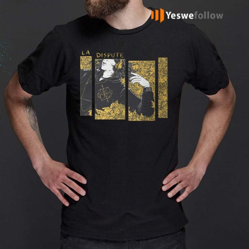 la-dispute-t-shirts