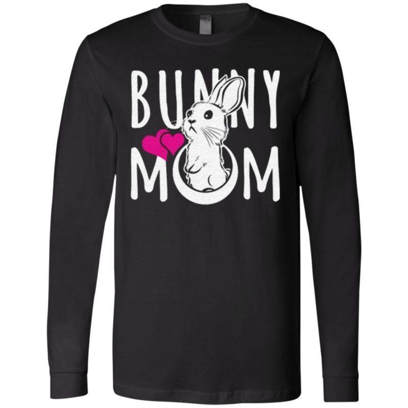 Bunny Mom T Shirt