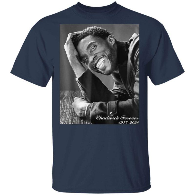 Boseman Forever 1977-2020 T-Shirt