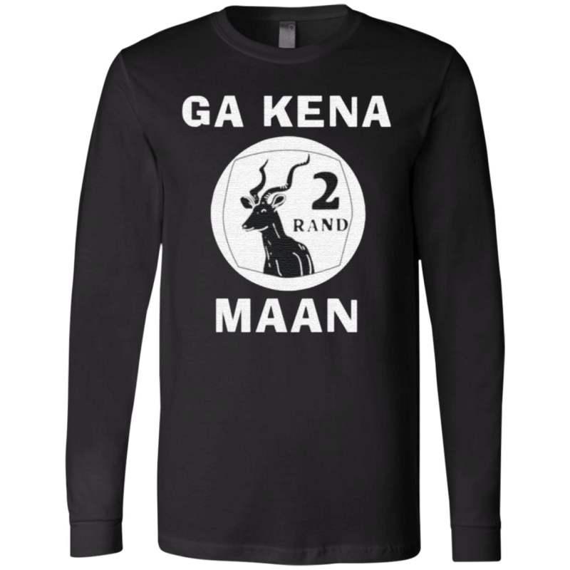 Ga Kena Maan 2 Rand t shirt
