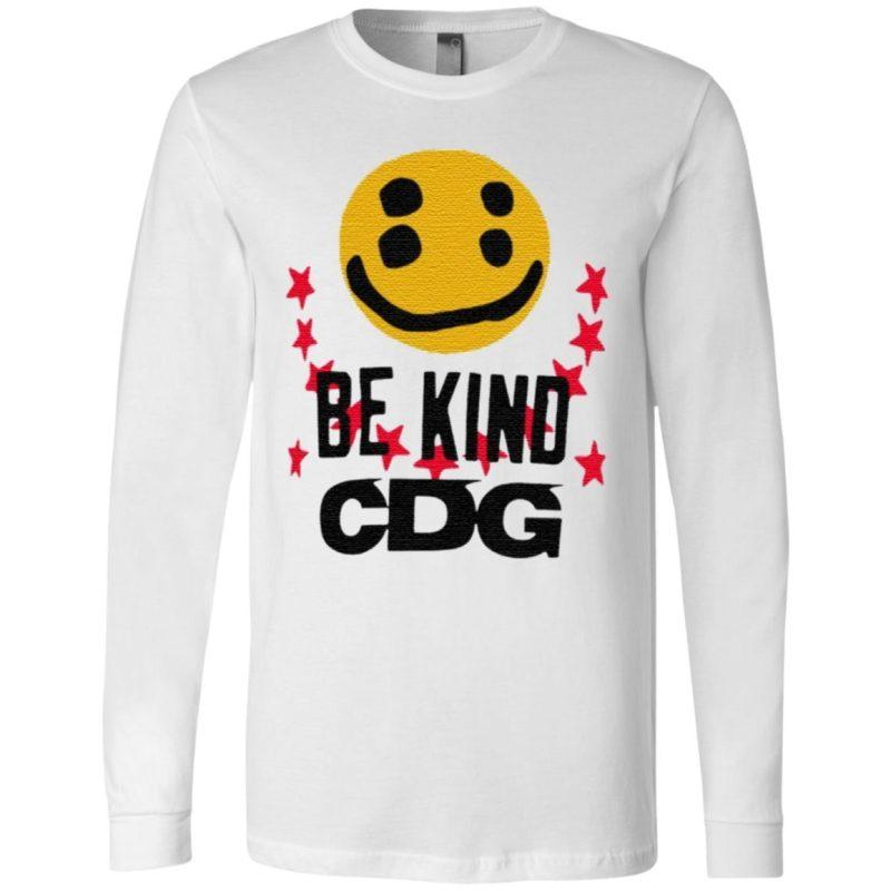 CDG Be Kind T Shirt