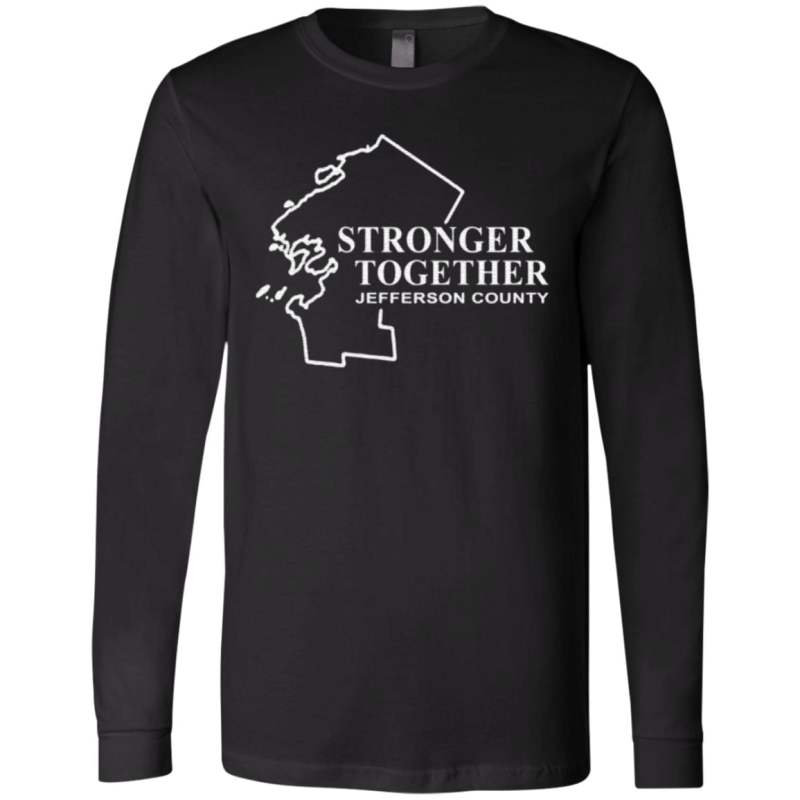 Strong Together Jefferson County T Shirt