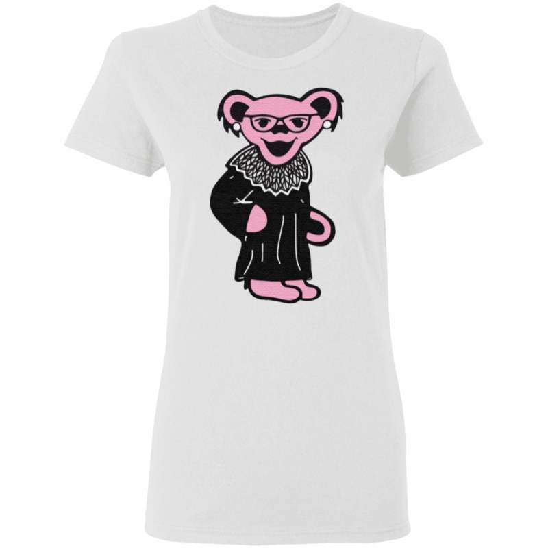 Ruth Bader Ginsburg bear t shirt