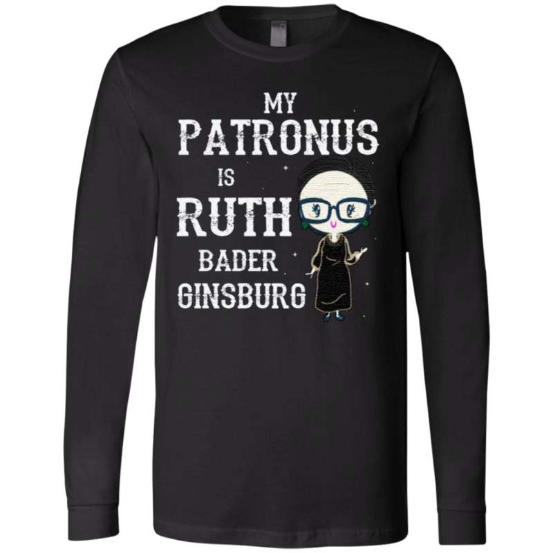 My Patronus Is Ruth Bader Ginsburg T Shirt