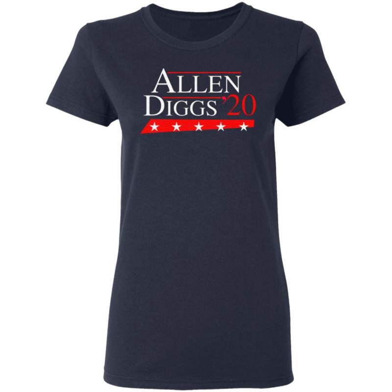 Allen Diggs 2020 T Shirt