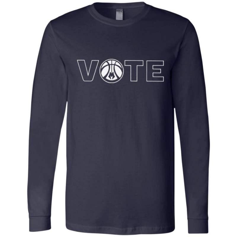 Milwaukee Bucks Vote T Shirt