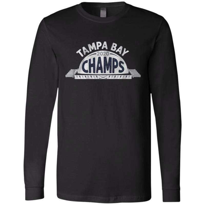 tampa bay bubble champs t shirt