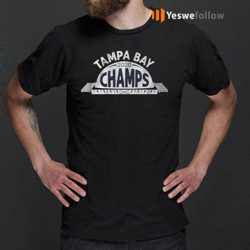 tampa-bay-bubble-champs-t-shirts
