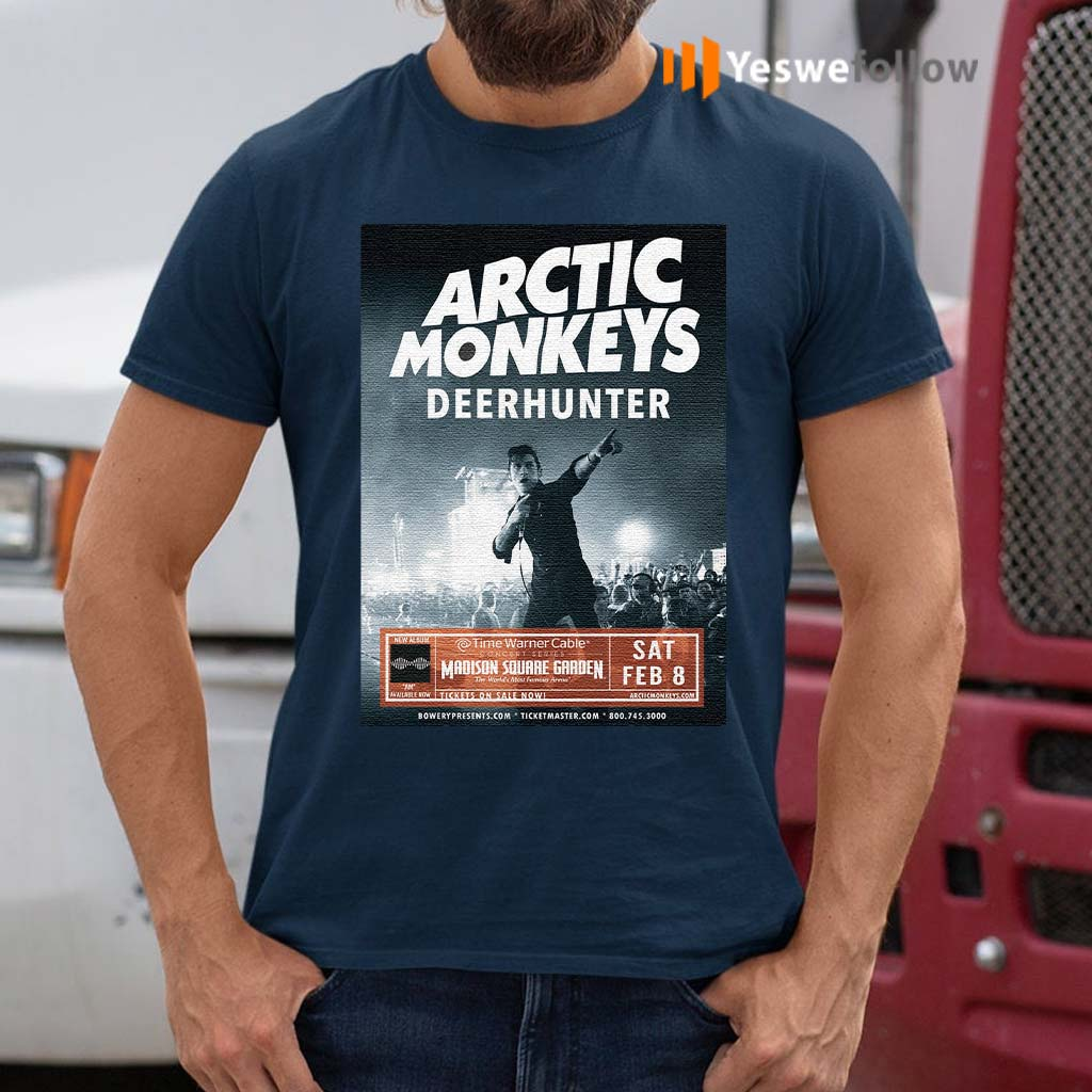 Arctic-Monkeys-Deer-Hunter-T-Shirt