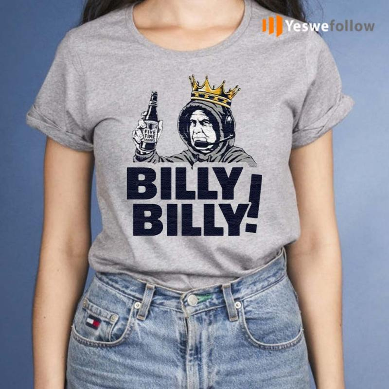 New-England-Patriots-Bill-Belichick-Billy-Billy-T-Shirts