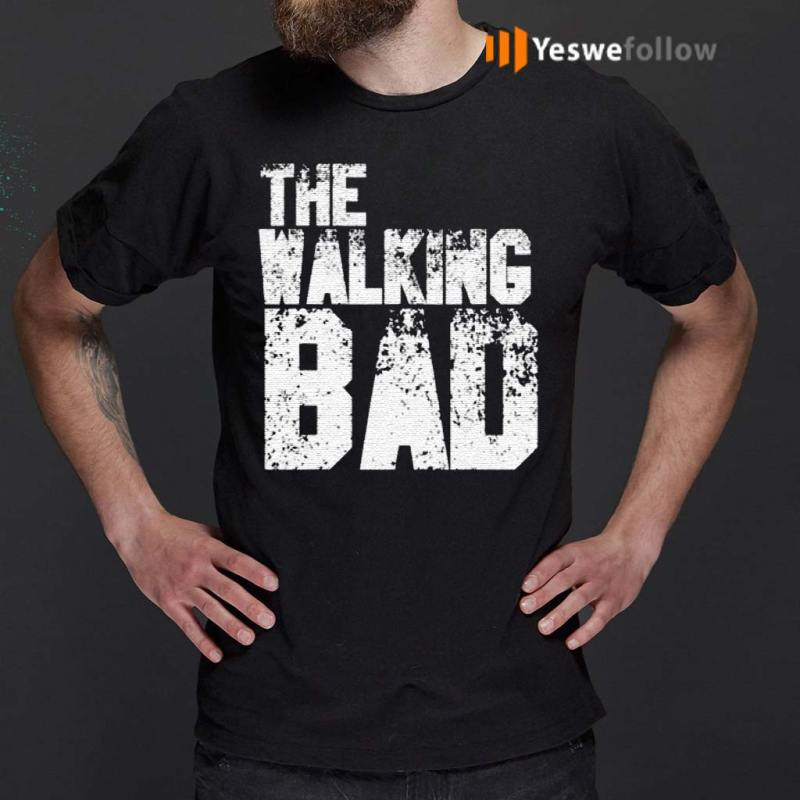 The-Walking-Bad-T-Shirts