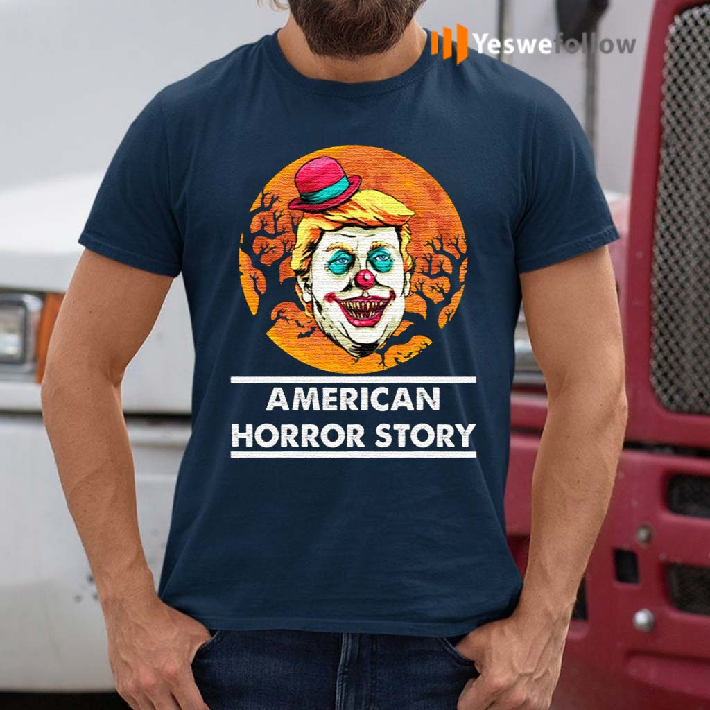Trump-Clown-American-Horror-Story-Shirt
