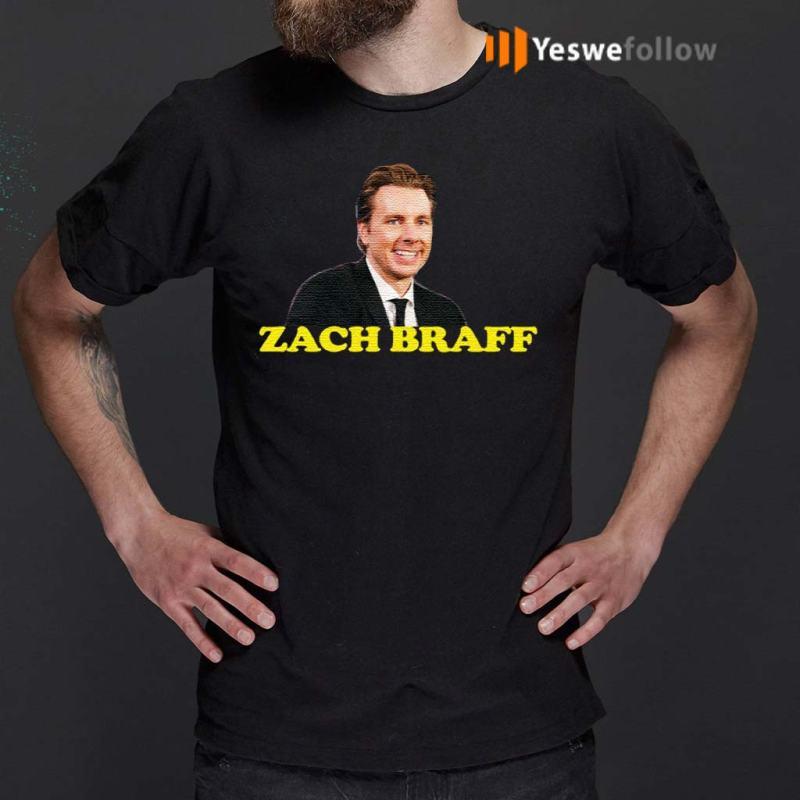 Zack-Braff-Wrong-Dax-Braff-T-Shirts