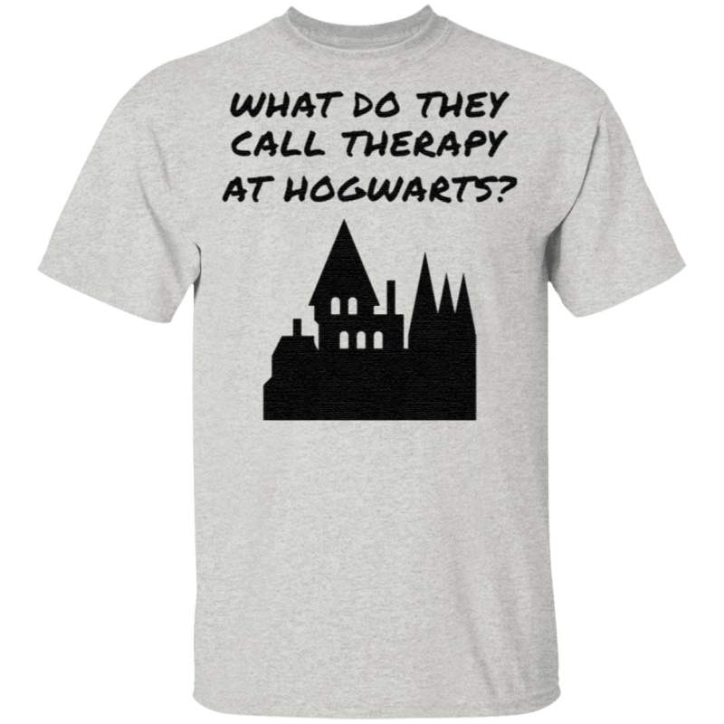 What do they call therapy at Hogwarts Harry Potter t shirt