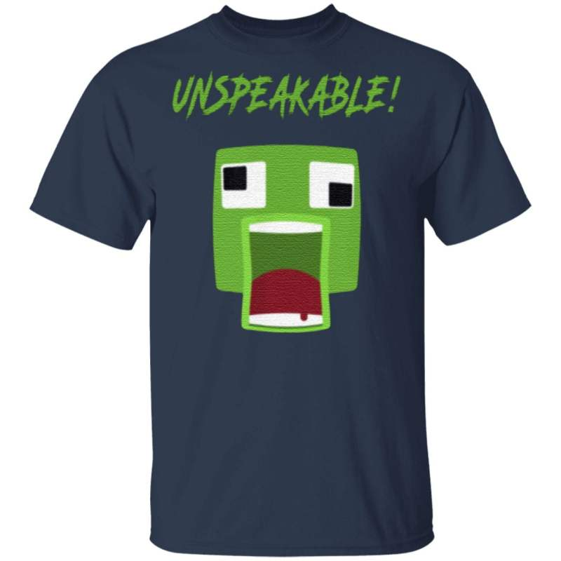 Unspeakable T Shirt