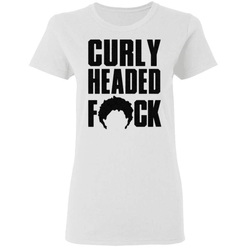 Ben Askren Funky Curly Headed Fuck T Shirt