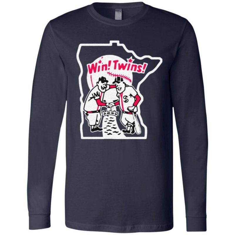 La Makina Win Twin Baseball Garv Sauce T Shirt