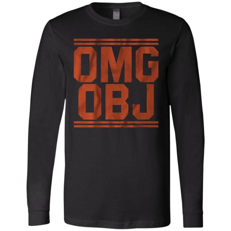 Omg Obj Cleveland T Shirt