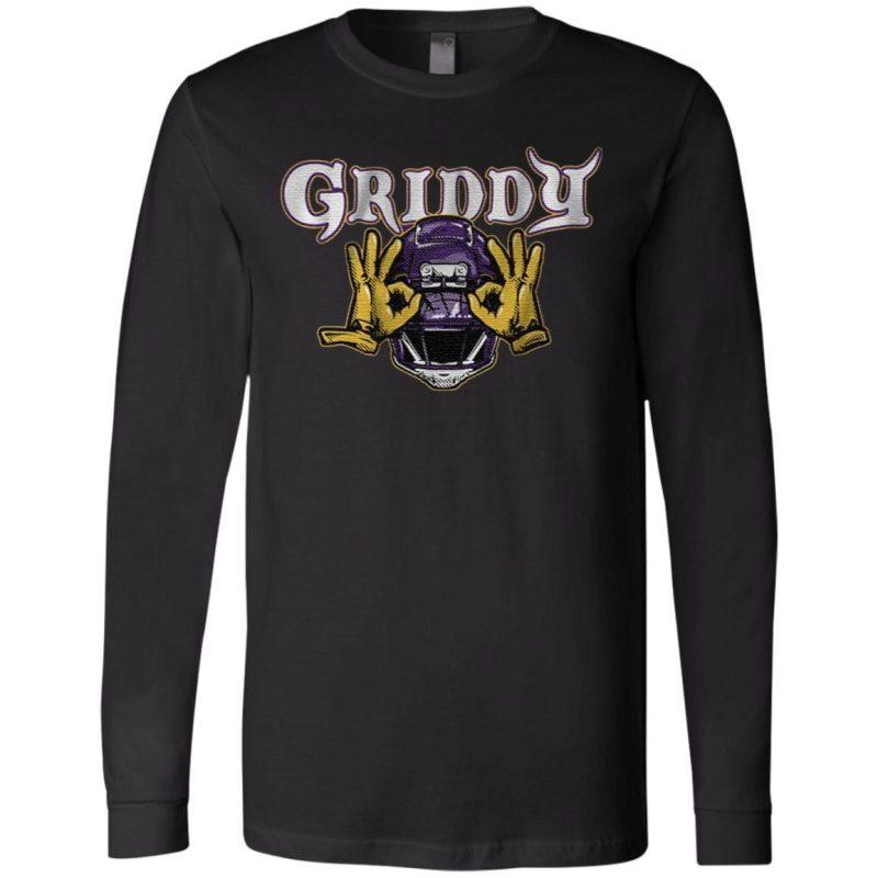 Griddy Minnesota T Shirt