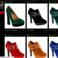 Milanelli, Zapatos italianos en Ofertix.com