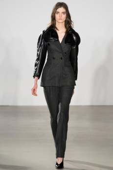 YesWeTrend-Altuzarra- New York Fashion Week -Traje Otoño 2013-14