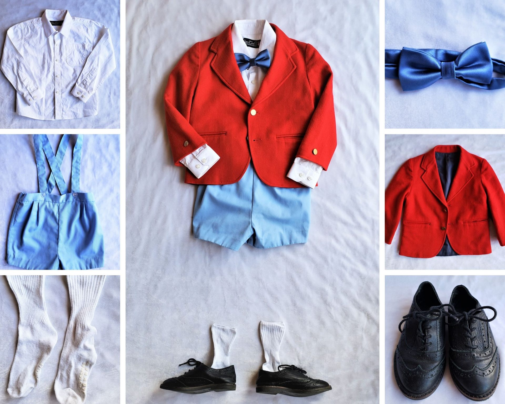 Oliver Outfit Collage 2